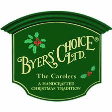 Byers Choice LTD Carolers